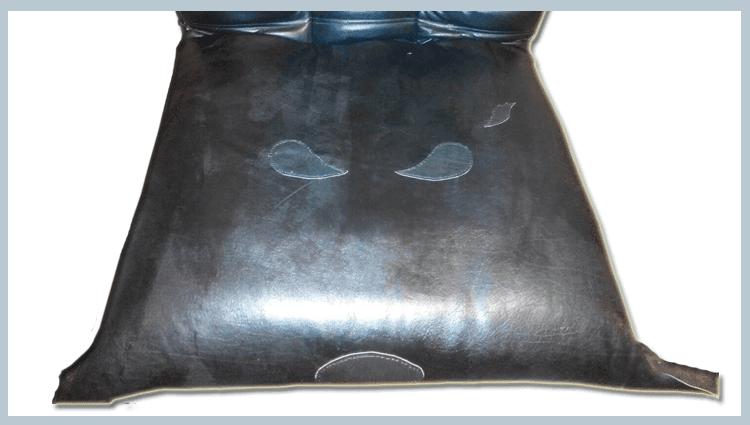 Ремонт офисного кресла - перетяжка сидения. Часть 2