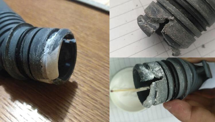 Восстанавление пластиковой детали используя суперклей и соду